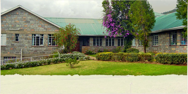 Image CURE's hospital facility in Kenya