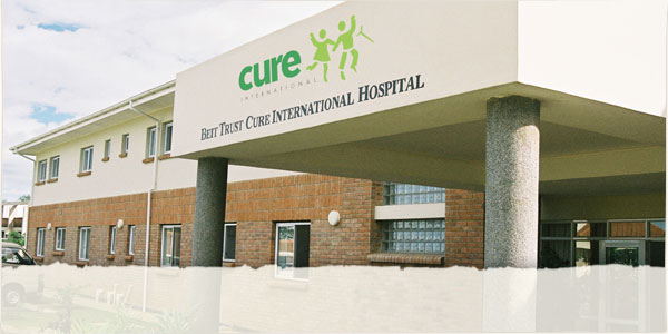 Image CURE's hospital facility in Malawi